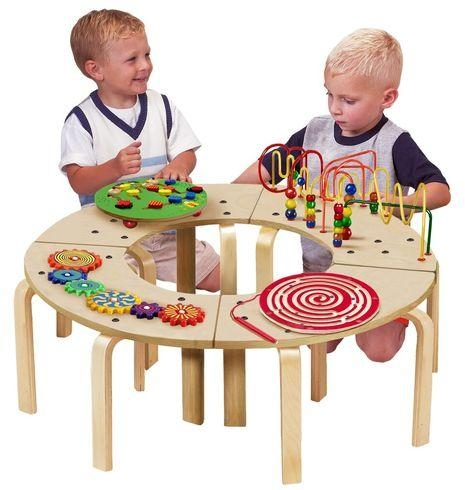 Mini Circle Of Fun - Mcf900 - Tables Activity Tables Mini Circle Of Fun MCF900