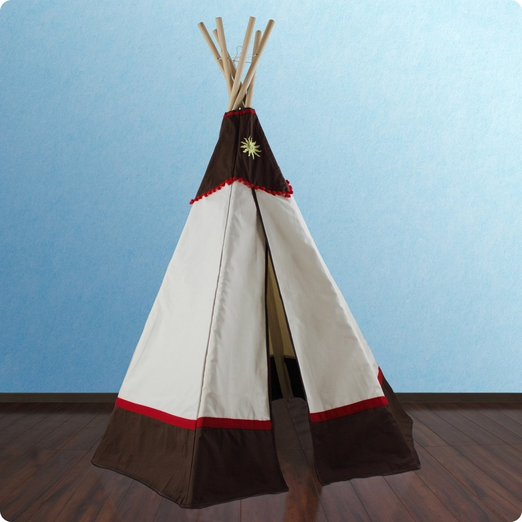 Learning: Play Early Childhood Active Play Playhouses Climbers & Rockers - Dx-1026 - 6ft Western Teepee DX-1026