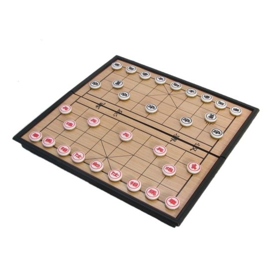 Board Games Other & Shogi - B1-163 - 7 3/4inches Magnetic Chinese Chess Set B1-163