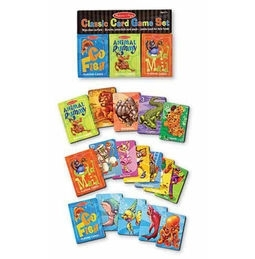 Learning: Supplies Educational Games Classic Games - 4370 - Classic Card Game Set 4370