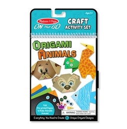 Learning: Classroom Paper Art Paper Origami Paper & Origami Supplies - 9442 - On-the-go Crafts - Origami Animals 9442