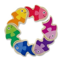 Sports & Fitness Physical Education & Sport Team Building Activities & Equipment Team Building Activities & Games - 3071 - Friendly Fish Grasping Toy 3071