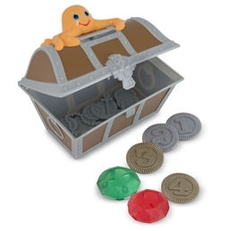 Learning: Play Active Play Active Games - 6672 - Maritime Mates Undersea Treasure Hunt Pool Toy 6672