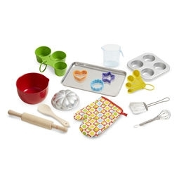 Learning: Play Dramatic Play Doll Houses - 9356 - Let's Play House! Baking Play Set 9356