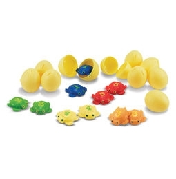 Learning: Play Active Play Active Games - 6667 - Taffy Sea Turtles Catch & Hatch Pool Toy 6667