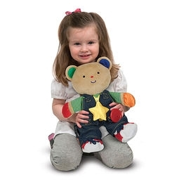 Sports & Fitness Physical Education & Sport Team Building Activities & Equipment Team Building Activities & Games - 9169 - Teddy Wear Toddler Learning Toy 9169