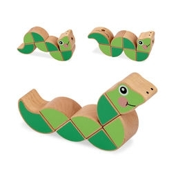 Sports & Fitness Physical Education & Sport Team Building Activities & Equipment Team Building Activities & Games - 3031 - Wiggling Worm Grasping Baby Toy 3031