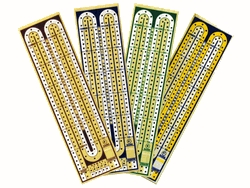 Learning: Supplies Educational Games Classic Games - 817.00 - Deluxe Cribbage : 2 Track 817.00
