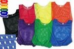 Safety Safety: Clothing Identification Safety Vests Capes Pinnies Safety Reflective Mesh Vests - Evc-0086 - Vest Pack EVC-0086