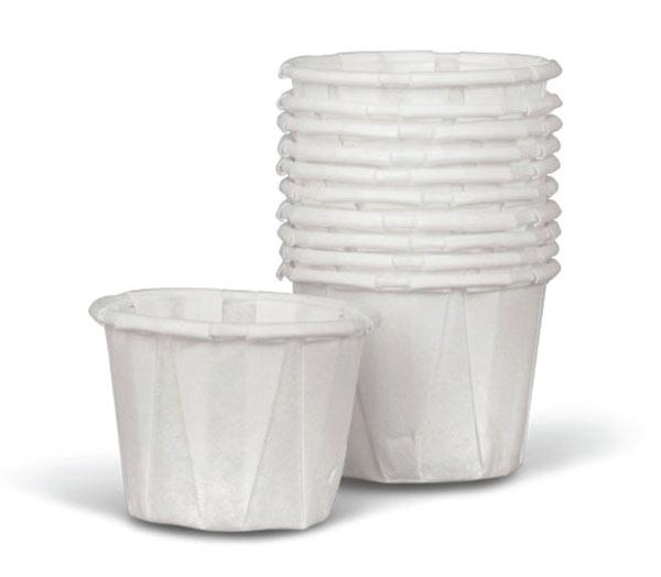 Nursing Supplies & Patient Care Food Service Drinking Cups & Glasses Cups & Glasses - Non024220 - Cup Paper Souffle 1 Oz NON024220