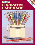 Figurative Language Repro. Book; 69 - Mcr276 - Grades 4-9 Arts MCR276