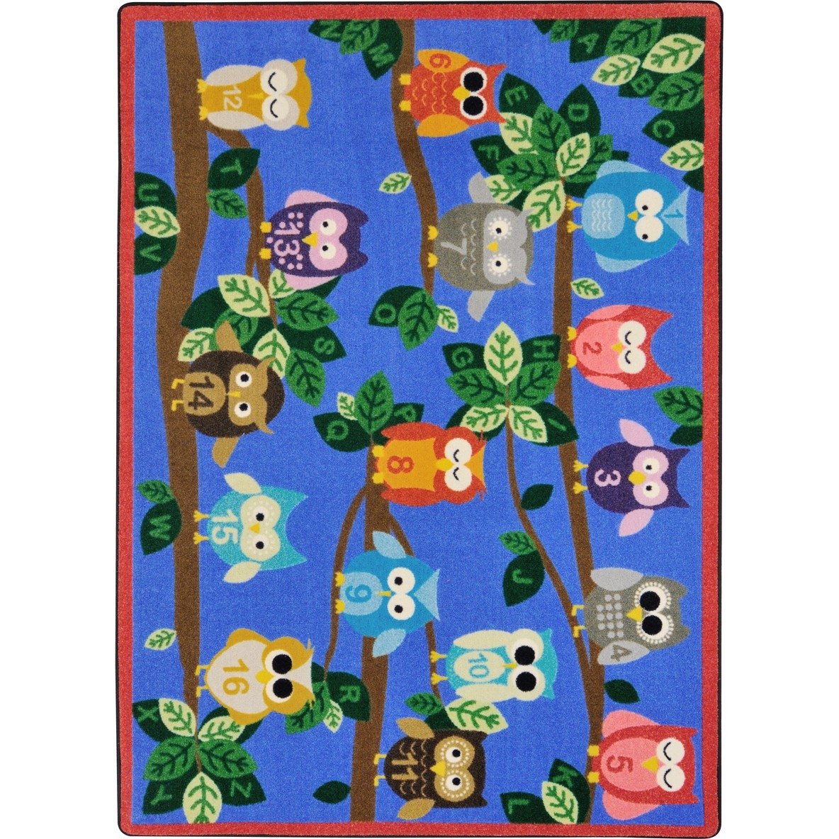 Its A Hoot Multi - 1863g - Early Childhood Kid Essentials 1863G