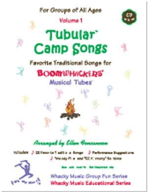 Learning: Classroom Literacy Creative Teaching - Efcm - Tubular Camp Songs Cd EFCM