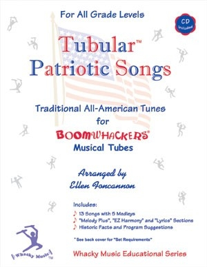 Learning: Classroom Literacy Creative Teaching - Efpa - Tubular Patriotic Songs With Cd EFPA