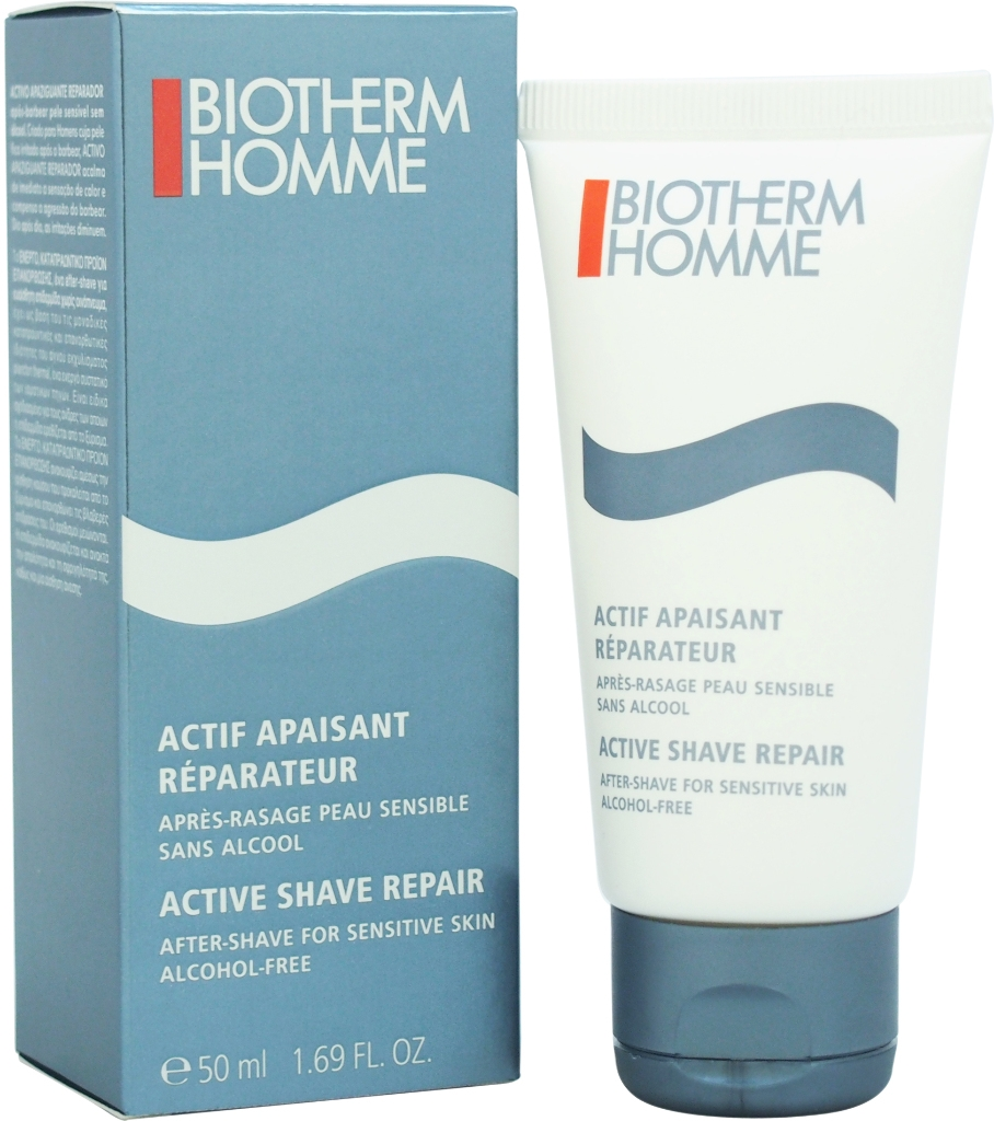 Learning: Play Care & Routine Hair Removal Shaving Cream - 1986580 - Biotherm-homme Active Shave Repair After Shave 1.69 Oz. 1986580