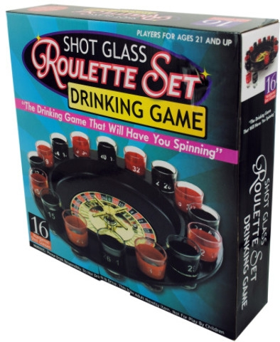 Learning: Play Christmas Party Celebration Party Christmas Costume - 1279483 - Roulette Drinking Game 1279483