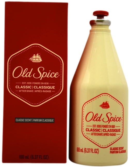Learning: Play Care & Routine Hair Removal Shaving Cream - 1896475 - Old Spice-classic After Shave (6.37 Oz.) 1896475