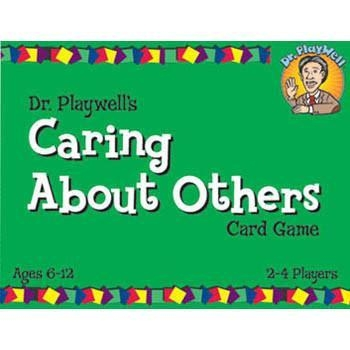 Learning: Supplies Teacher Helpers Printer & Ink & Toner Cartridges Other Supplies Printers & Accessories - 383520 - Dr. Playwell's Caring About Others Card Game 383520