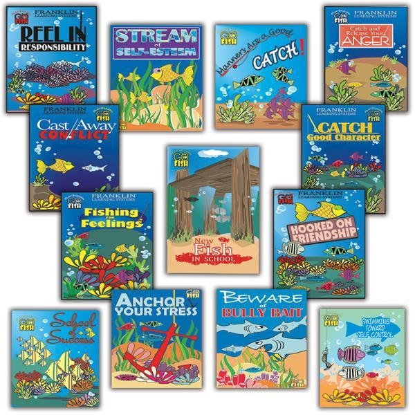 Play 2 Learn Go Fish: Set Of 13 Card Games - 2164a - Collegiate Sports Ncaa College Goshen Goshen Maple Leafs Toys Games Puzzles Games 2164A