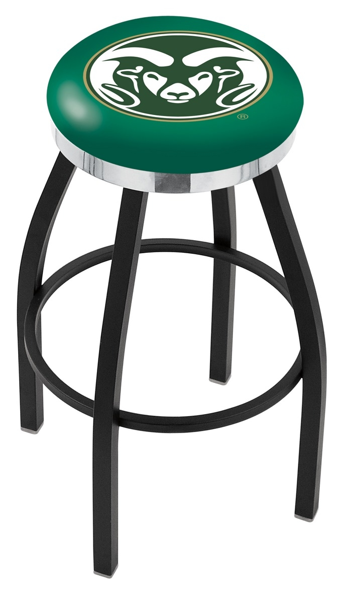 Colorado State Bar Stool-l8b2c - L8b2c25colost - Chairs Table College Stool L8B2C25COLOST