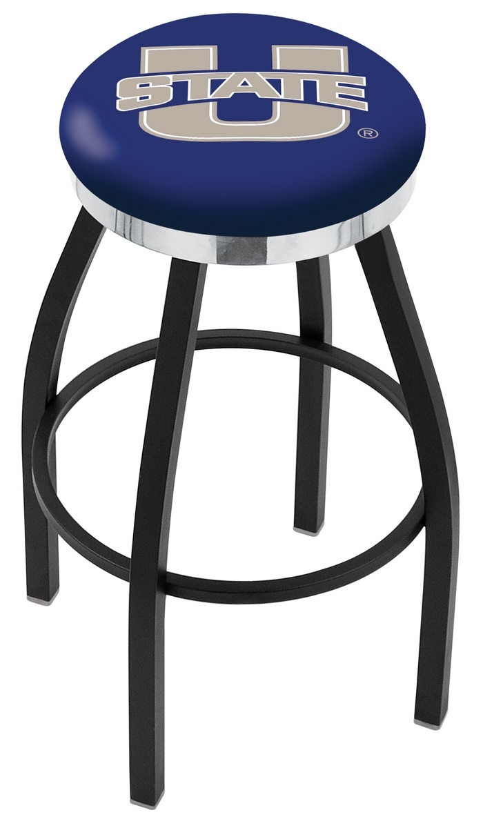 Utah State Bar Stool-l8b2c - L8b2c36utahst - Chairs Table College Stool L8B2C36UTAHST