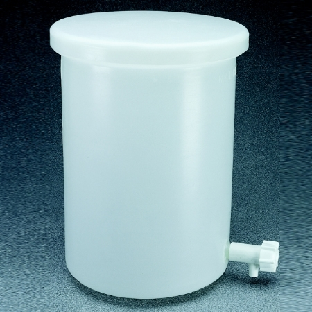 Nalgene 11102-0007 Cylindrical Tank; Cover; Spigot Lldpe; 7.5 Gal - Ng-11102-0007 - Bottles Plastic Containers Tanks NG-11102-0007