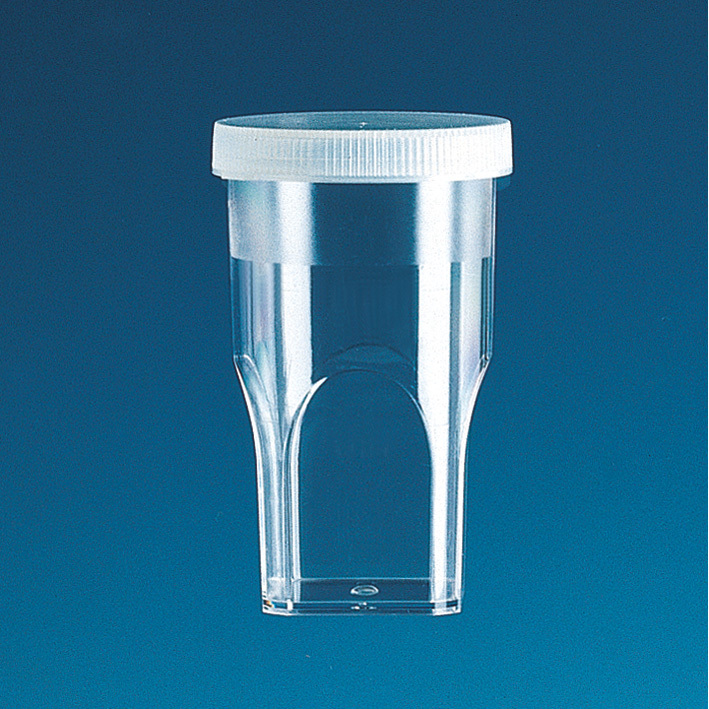Learning: Science Lab Equipment & Supplies Laboratory Disposables - Bt-722060 - Sample Cups With Lids For Coulter Counter; 12ml Or 20ml; Case/1000 BT-722060