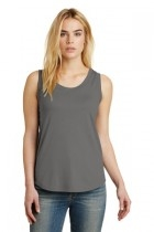 Alternative Muscle Cotton Modal Tank Top - Aa2830-nickel - Clothing Shirts And Tops T-shirts Tanks AA2830-NICKEL