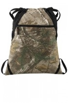 Port Authority Outdoor Cinch Pack - Bg617c-realtreextra - Shirts And Tops BG617C-REALTREEXTRA
