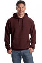 Sport-tek Super Heavyweight Pullover Hooded Sweatshirt - F281-maroon - Track And Field Cross Country Cones Heavyweight Colored Cones F281-MAROON